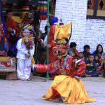Festival dances-Punakha
