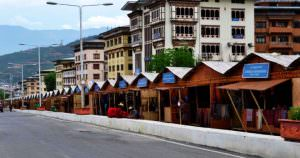 Thimphu sites