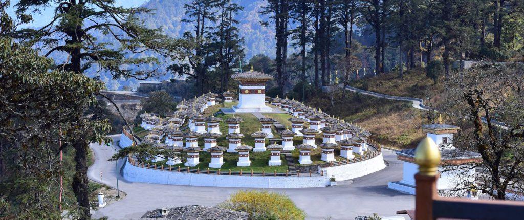 Dochula Pass by Bhutan DMC