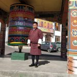 Dechen Wangdi from Bhutan DMC