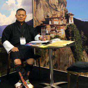 Jambay Dorji from Bhutan DMC