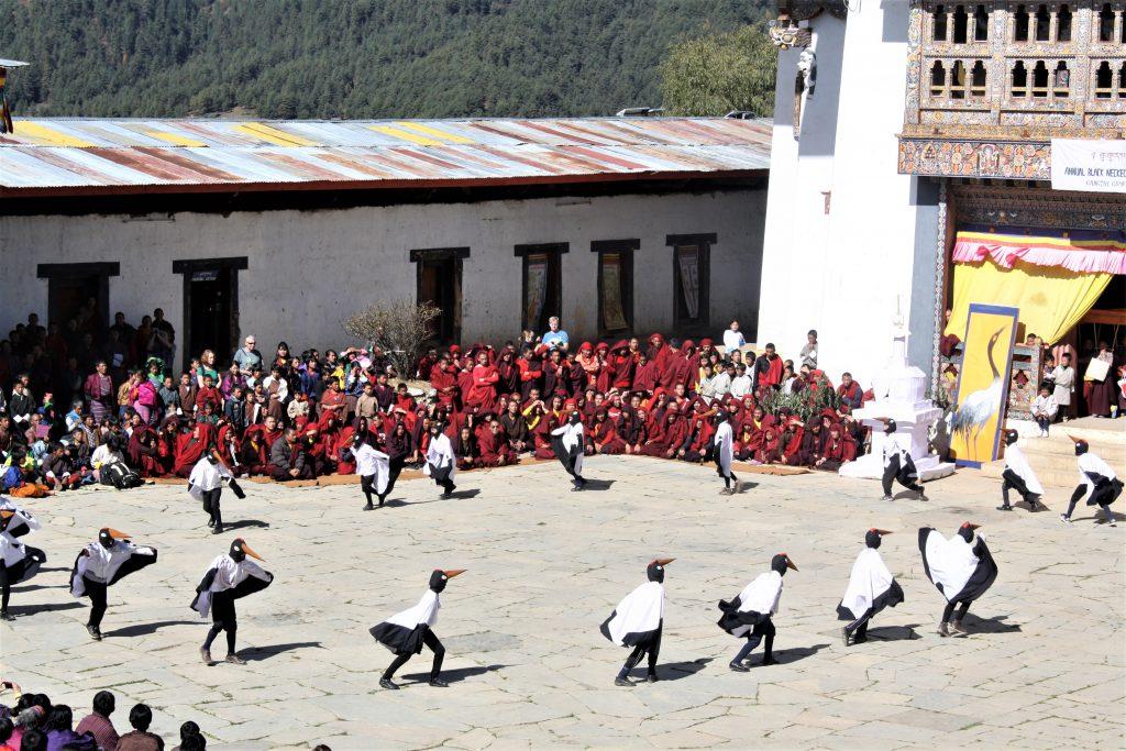 Bhutan DMC- Black Necked Crane Festival Tour 1