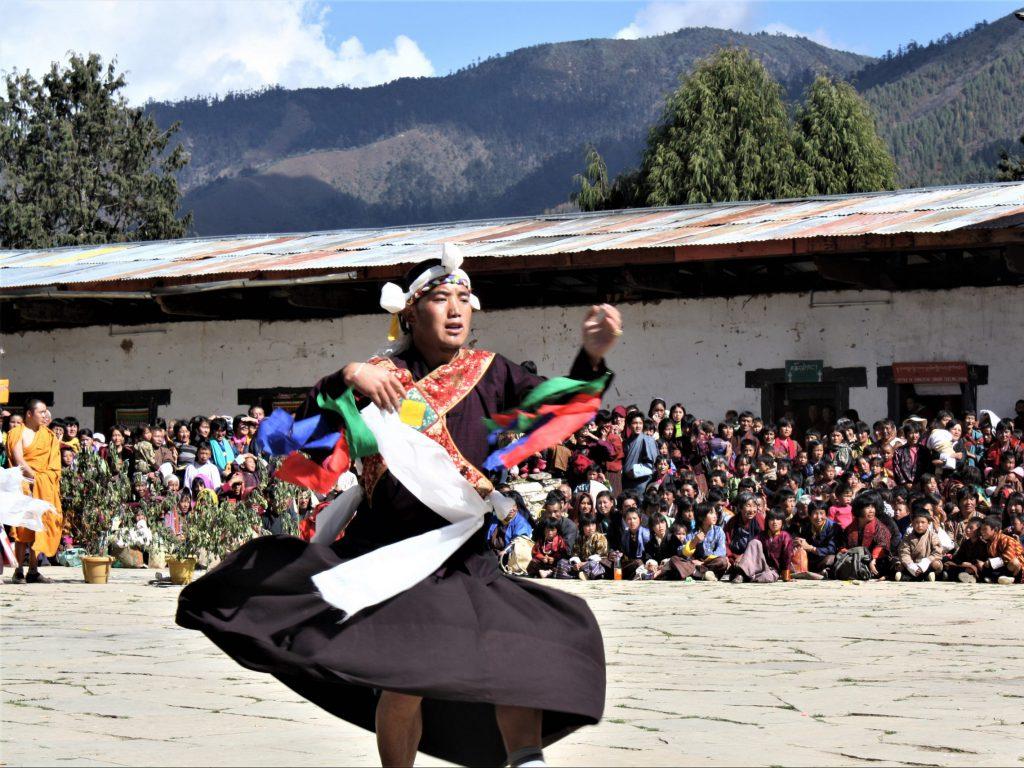 Bhutan DMC- Black Necked Crane Festival Tour 2