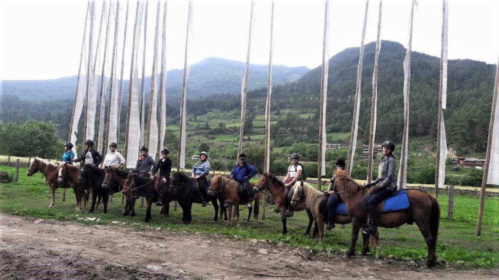 Bhutan DMC- Horse riding adventure & Cultural tour 5