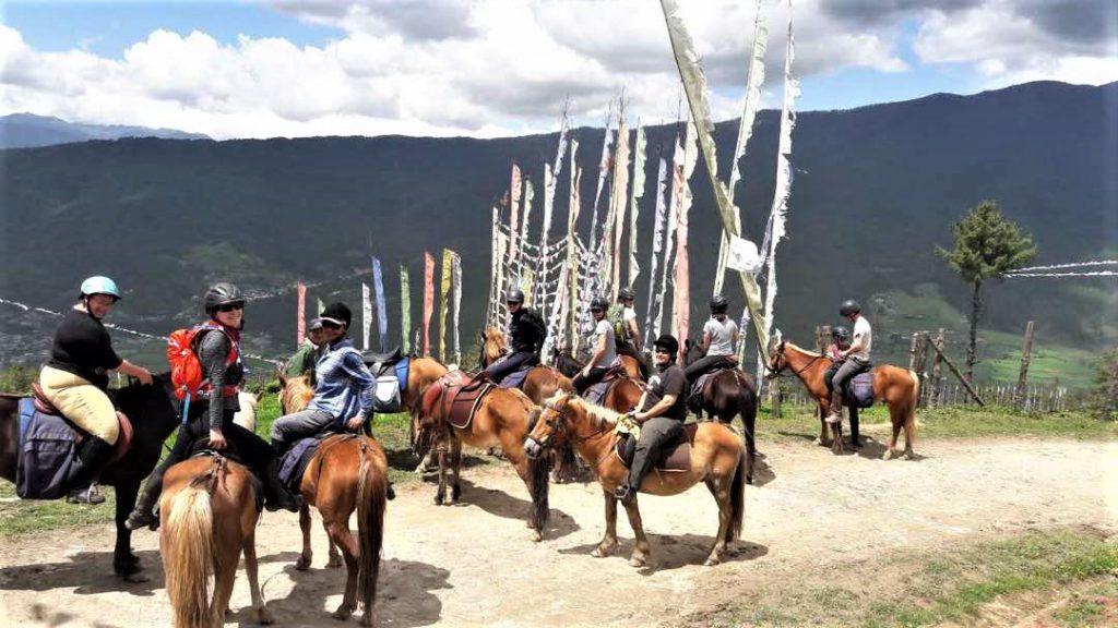 Bhutan DMC- Horse riding adventure & Cultural tour 8