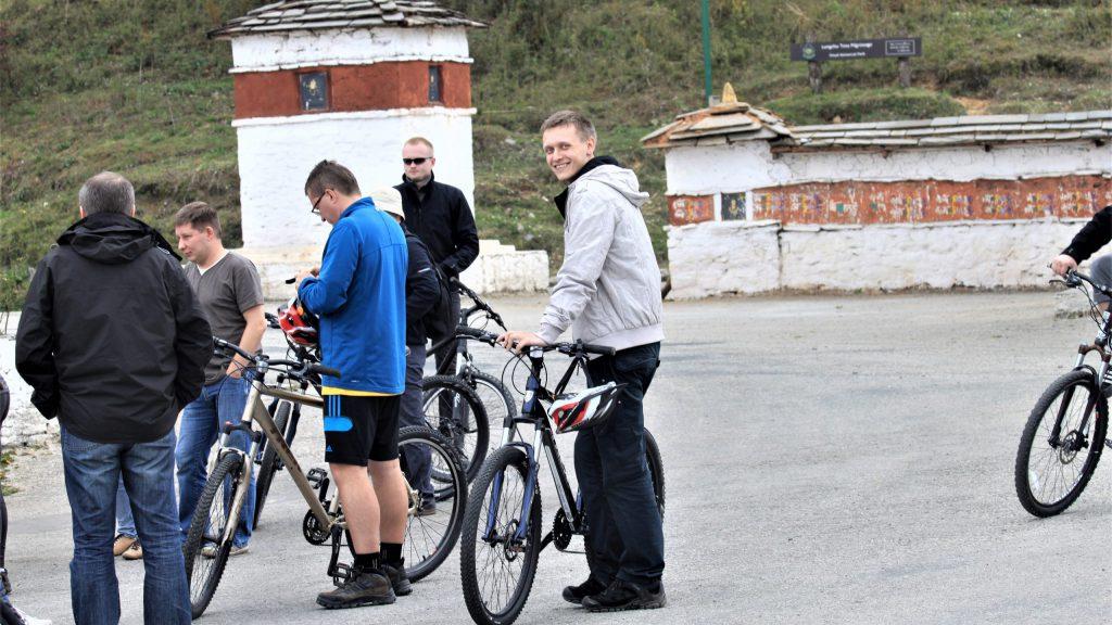 Bhutan DMC- Mountain Biking 1