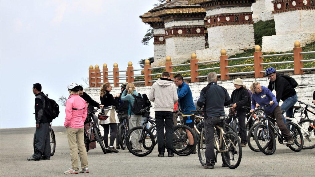 Bhutan DMC- Mountain Biking 2