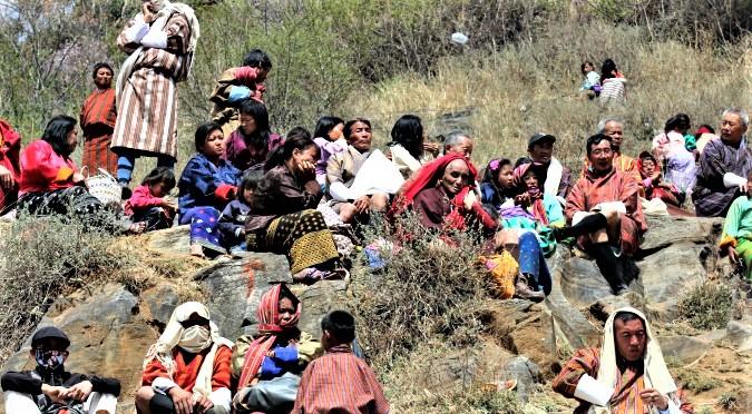 Bhutan DMC- Paro Festival 9