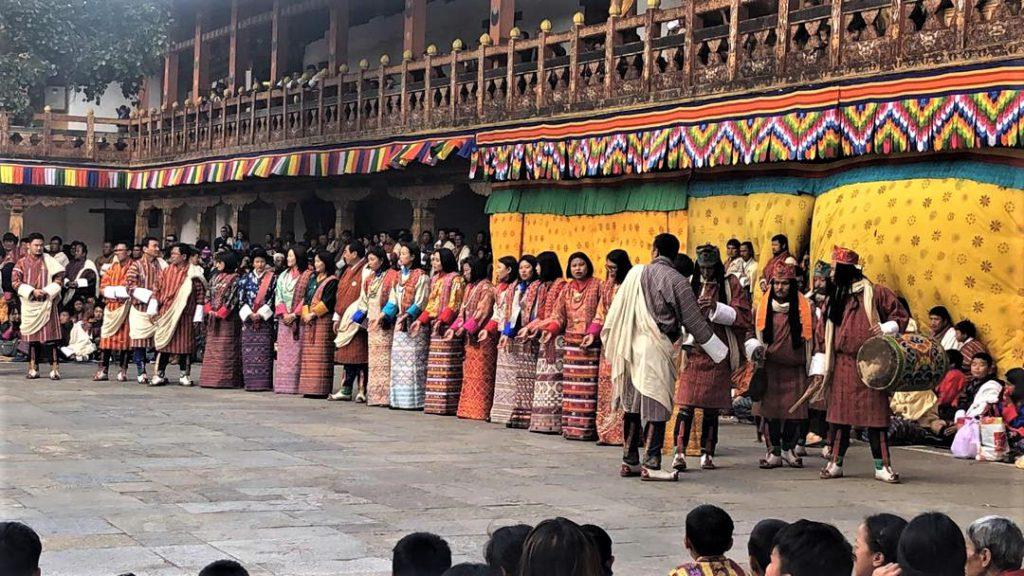 Bhutan DMC- Punakha Festival Tour 1