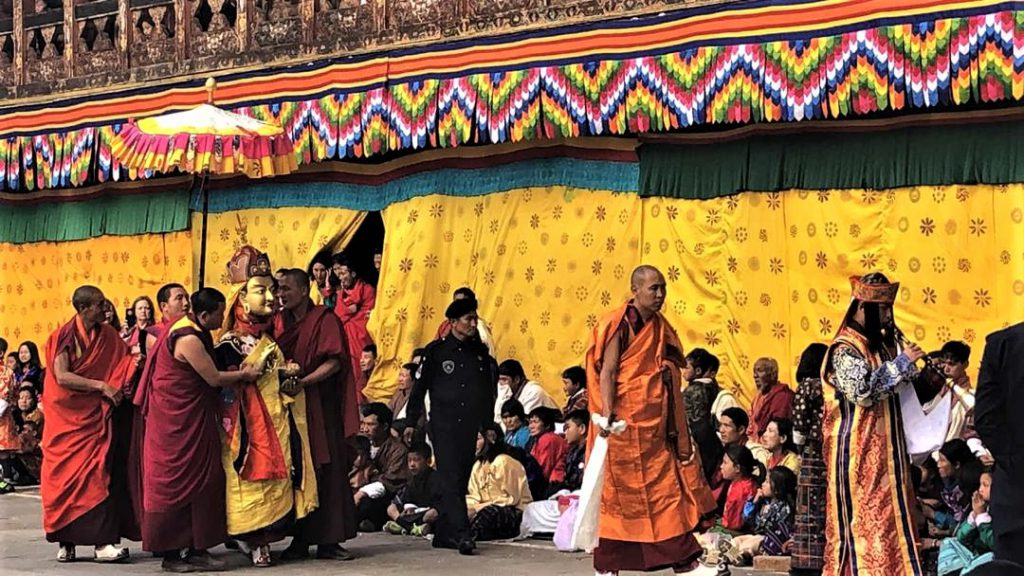 Bhutan DMC- Punakha Festival Tour 2