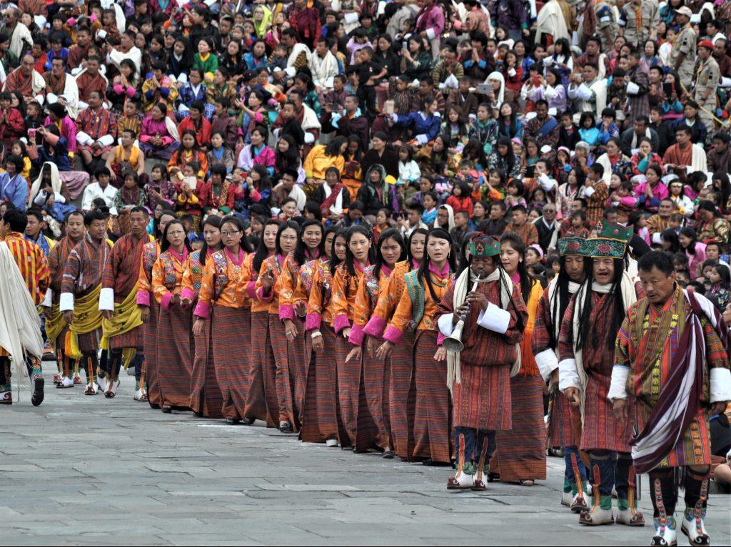 Bhutan DMC- Thimphu Tshechu (Festival) Tour 3