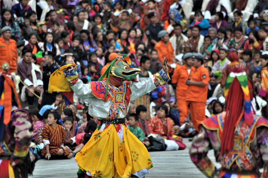 Bhutan DMC- Thimphu Tshechu (Festival) Tour 4