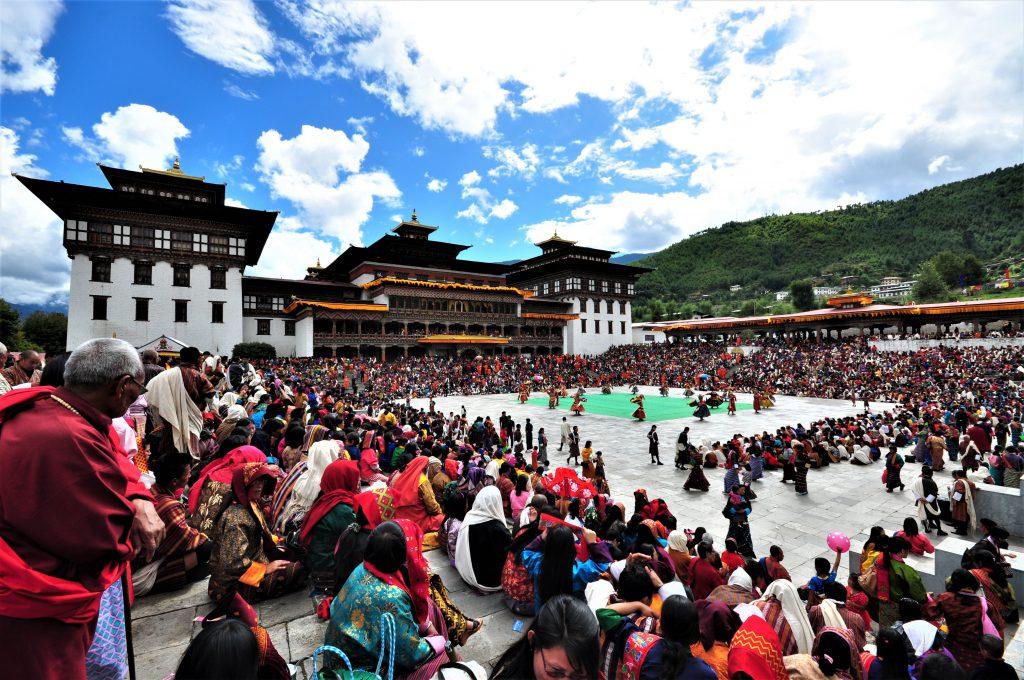 Bhutan DMC- Thimphu Tshechu (Festival) Tour 5