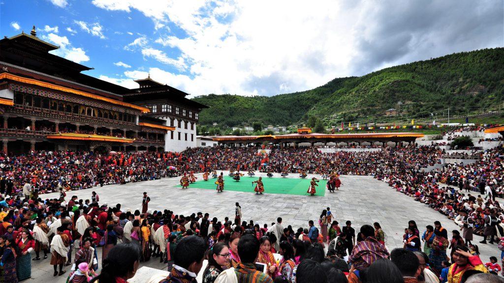 Bhutan DMC- Thimphu Tshechu (Festival) Tour 6